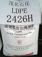 LDPE Granules Film Grade(make for film and bags),LDPE 2426H