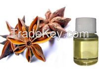 100% Nature Plant Extract Star Aniseed oil, Anise Oil for spices