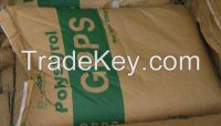 GPPS resin/plastic granules