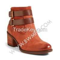 Leather Women boots