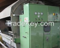 """KUESTERS JIGGER-JUMBO 133 DYEING and CONTINUOUS TUMBLER DRYER MACHINE TYPE """"SIMPLEX"""""""