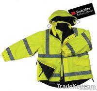 Rain Safety Jacket