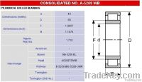 Cylindrical roller bearing A5208TS/WB