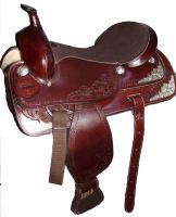 Horse Western saddle Tack- Handcrafted