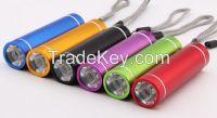 1w 60lm Promotional Aluminum Flashlight torch