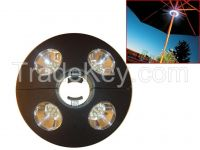 24led rechargeable umbrella tent light camping light