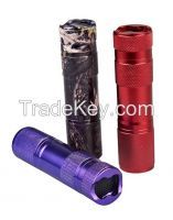 promotional 9LED flashlight with bottle opener at the tail