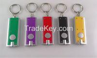 LED KEYCHAIN mini square key chain light
