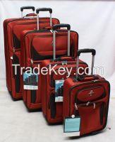 luggage travel bag trolley case draw bar box