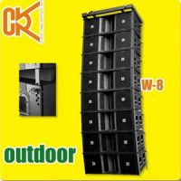 line array cas speaker for outdoor concert JBL audio