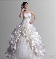 new moel wedding dress