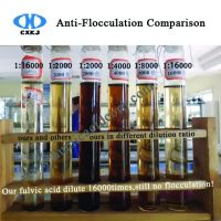 High Purity Fulvic Acid 100% Water Soluble Fulvic acid Mineral Organic fertilizer