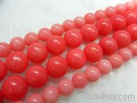 high quality coral beads/semi-precious stone beads/loose beads