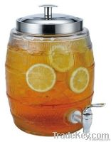 Glass Infusion Jar