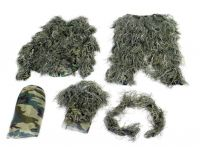 Camouflage clothing/Geely suit