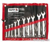 YT-0060 Combination Spanner Set