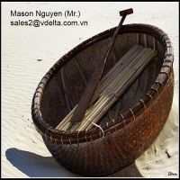 Bamboo Boat (Coracle)