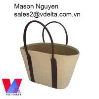 Palm Leaf/Seagrass Handbag