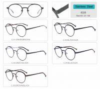 wholesale diamond optical frames eyeglasses high quality eyewear 8028