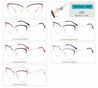 wholesale diamond optical frames eyeglasses high quality eyewear 2085