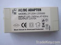 12V5A LED Driver With CE/UL/CUL/KCC/ROHS