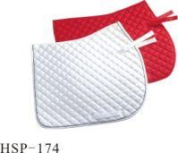 English Cotton Saddle pad  #HSP-174
