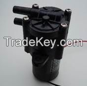 Micro gear pump for dispenser, coffee machine, etc