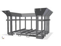Cargo shelf
