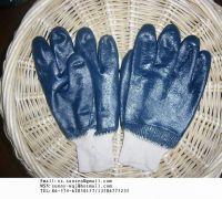 Nylon Nitrile Gloves