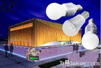 led  bulb  led spotlight  E27 LED bulb  CE&Rohs approved LED bulb