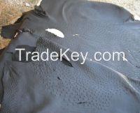 Genuine Ostrich skins & Leg Skins - low grades
