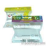 Packaging items: PVC box