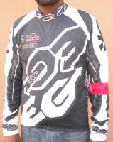 cycling sublimation jersey