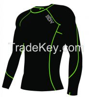 compression full sleeve shirt