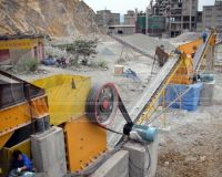 Complete Crsuhing Plant, Stone Crushing Plant