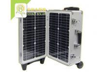 200W Solar Power System PV Off-grid Generator Trolley Case, Case-Panel