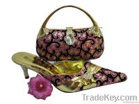 Latest African Ladies Shoes Bags
