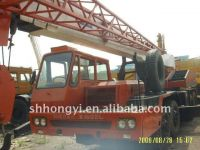 HOT sale Truck crane model tadano 45 ton