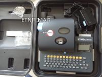 100% new original cable id printer + Can Connect PC English Display Operating electronic lettering machine S700E