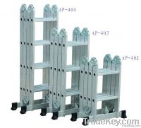 Aluminum mulfifunctional ladder