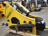 Sonfo hydraulic breaker rock hammer for demolition