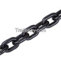 6mmx18mm EN818-2 grade 80 lifting chain
