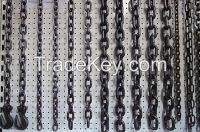 Heavy duty  Alloy Steel G80 Lifting Chain