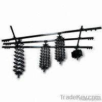 Ceiling Rail System, 5 x , with 4 Pantographs