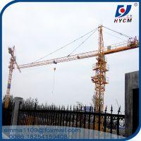 4tons Load TC4810 Topkit Tower Cranes 48m Jib length in Algeria