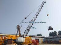 OEM QD3023 Derrick Crane 30M Luffing Boom 8t Load CIF Cambodia