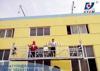 800kg ZLP800 Working Platform 7.5mts Length Gondola Scaffolding