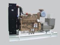 cumnins series diesel generator