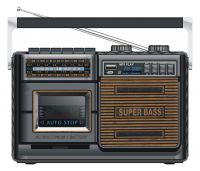 USB RADIO CASSETTE RECORDER PLAYER(AY-378US)