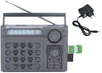 USB RADIO PLAYER WITH USB/SD CARD/MMC(AY-8400US)